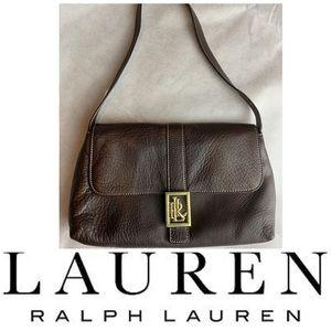 Lauren Ralph Lauren leather purse
